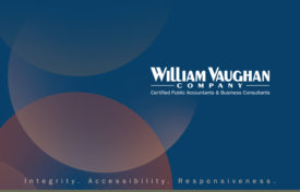 William Vaughan brochure